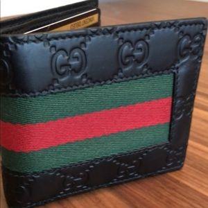 Mens Gucci Wallet